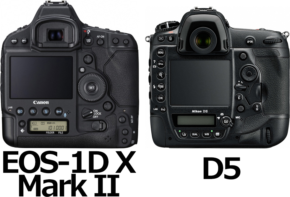 EOS-1D X Mark II 1
