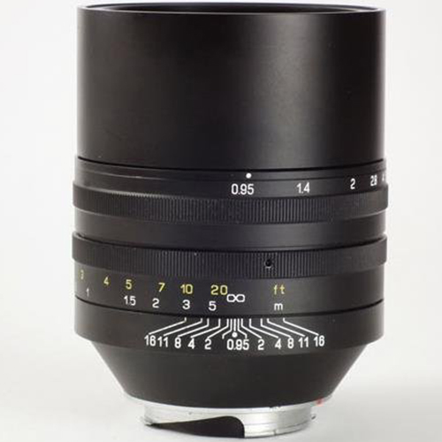 SLR Magic Hyperprime 50mm T/0.95
