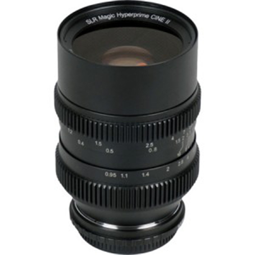 SLR Magic 35mm T0.95 Hyperprime Cine