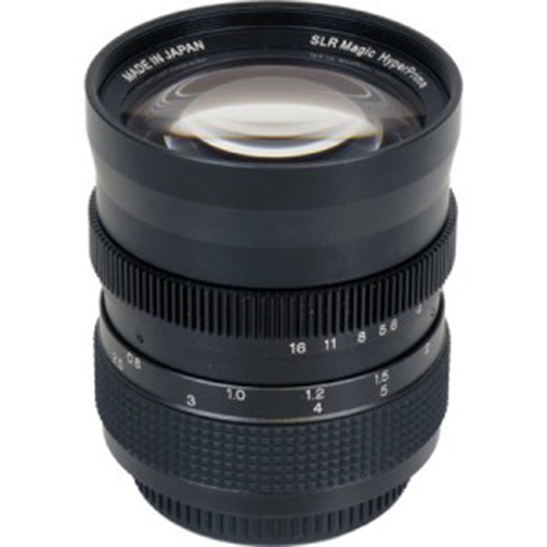 SLR Magic 50mm f/0.95 Hyperprime