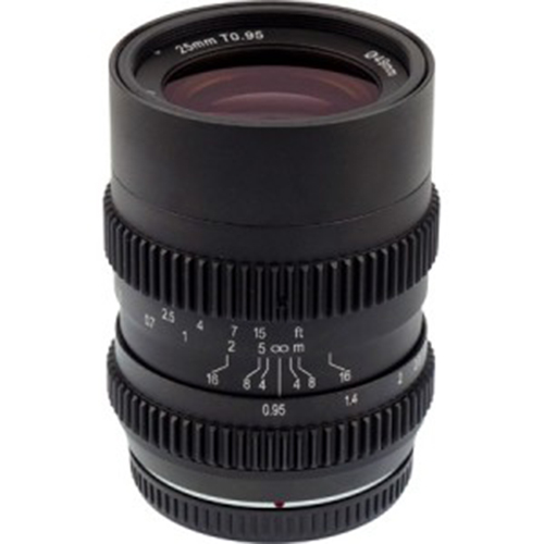 SLR Magic 25mm T0.95 Hyperprime Cine
