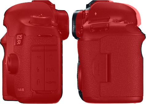 「EOS 5D Mark IV」と「EOS 5D Mark III」 9