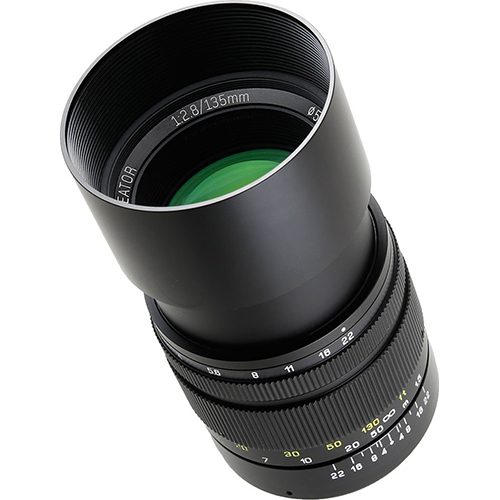 ZHONG YI OPTICS CREATOR 135mm F2.8 II