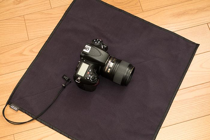 ハクバ「カメララップ M」を購入しました。 4