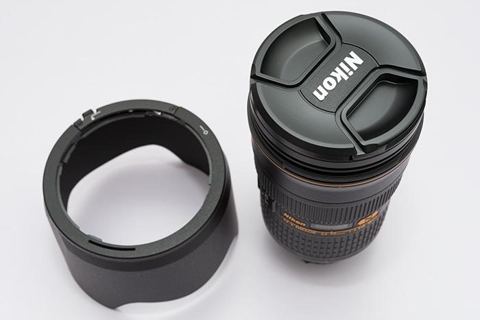 ニコン「AF-S NIKKOR 24-70mm f/2.8G ED」を購入しました。 6