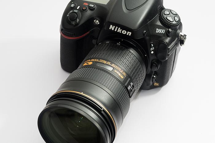 ニコン「AF-S NIKKOR 24-70mm f/2.8G ED」を購入しました。 9