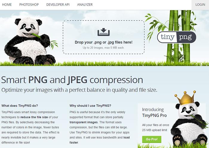 「TinyPNG」と「JPEGmini」 1