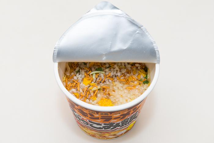 「日清チキンラーメン ぶっこみ飯」を食べたレビュー 4
