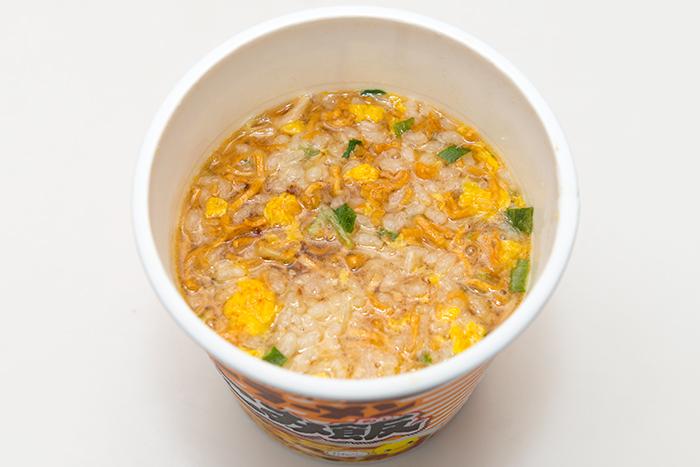 「日清チキンラーメン ぶっこみ飯」を食べたレビュー 6