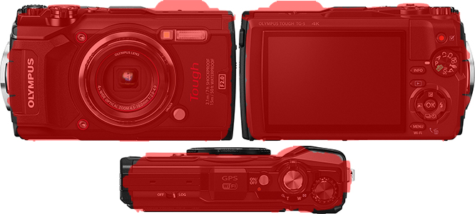 「Tough TG-5」と「COOLPIX W300」 4