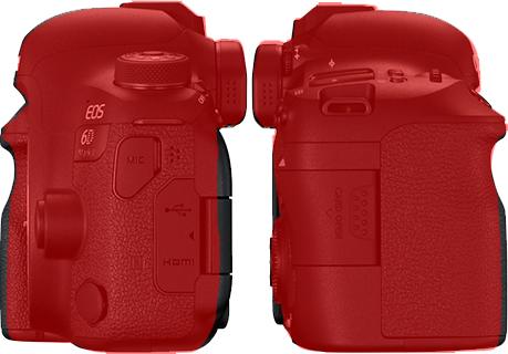 「EOS 6D Mark II」と「EOS 6D」 7