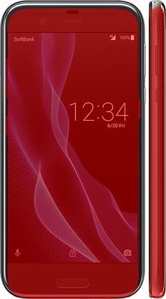 「AQUOS R」と「Galaxy S8」 4