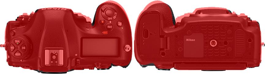 「D850」と「D500」 6