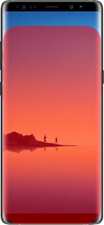 「iPhone X」と「Galaxy Note 8」 3