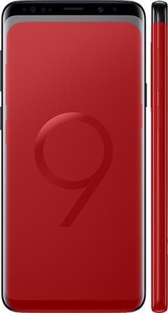 「Galaxy S9」と「Galaxy S9+」 4