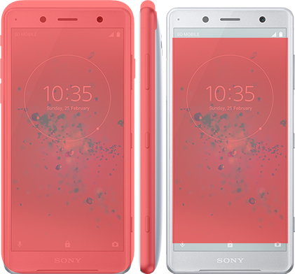 「Xperia XZ2 Compact」と「iPhone 8」 4