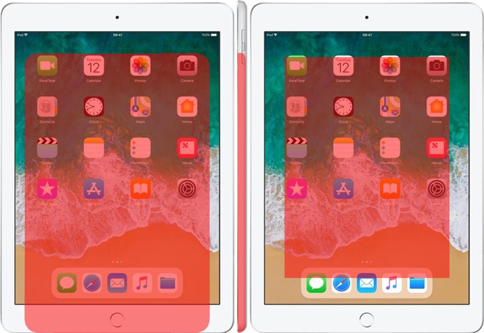 「iPad(2018)」と「iPad mini 4」 4