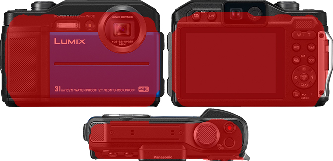「LUMIX DC-FT7」と「LUMIX DMC-FT5」 4