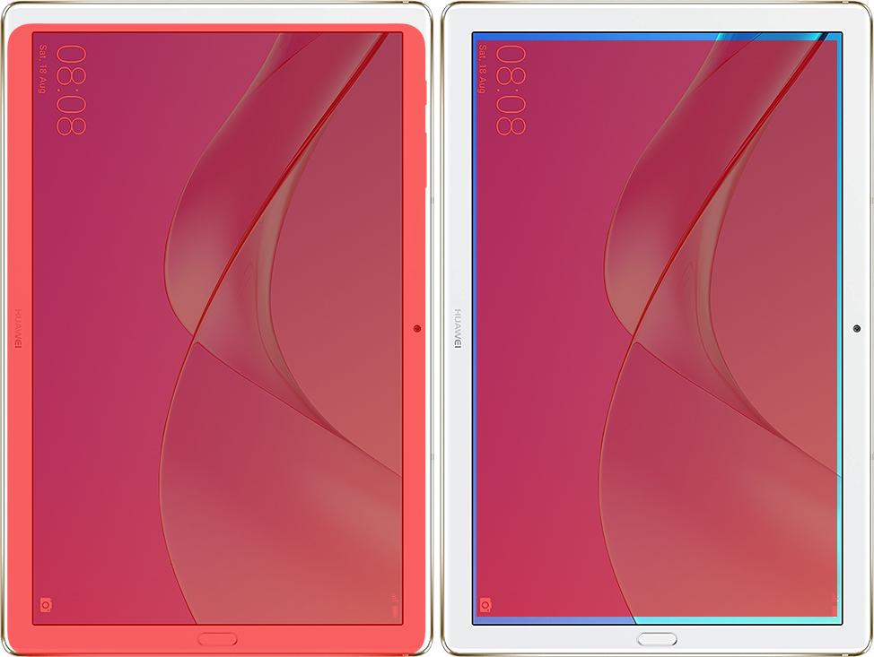 「Galaxy Tab S4」と「MediaPad M5 Pro」 3