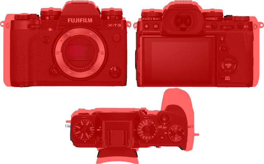「FUJIFILM X-T3」と「FUJIFILM X-H1」 4