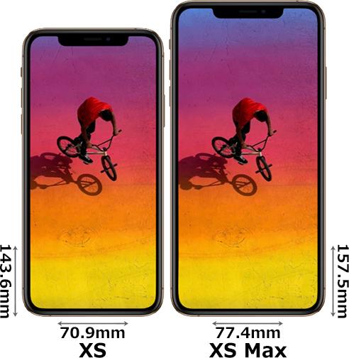 「iPhone XS」と「iPhone XS Max」 1