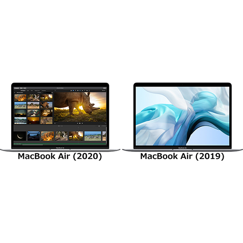 macbook air 2020 発売 日