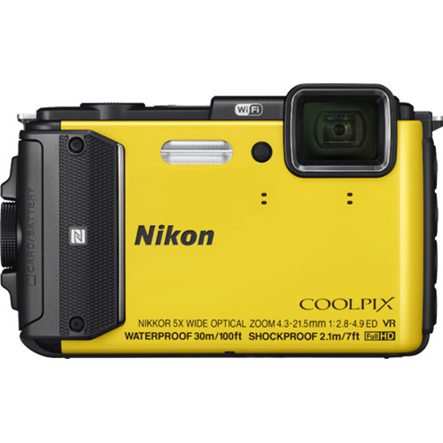 COOLPIX AW130 (イエロー)