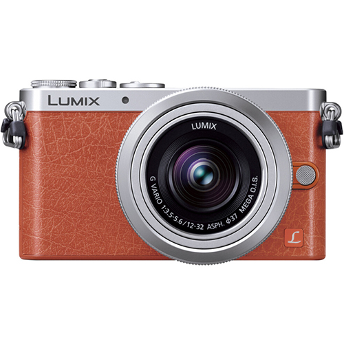LUMIX DMC-GM1K-D 標準ズームレンズキット (オレンジ)