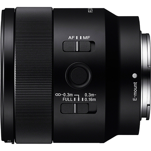 FE 50mm F2.8 Macro