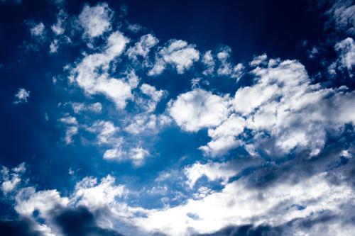 青空の高画質画像