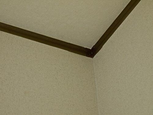 天井の角の高画質画像