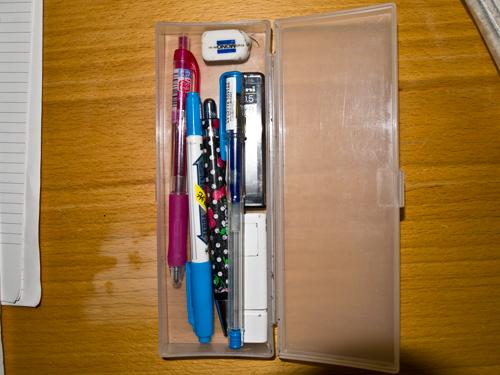 筆箱 1の高画質画像