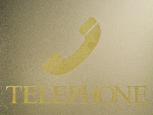 電話の高画質画像