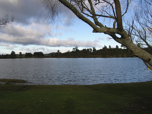 ニュージーランドの海辺 3の高画質画像