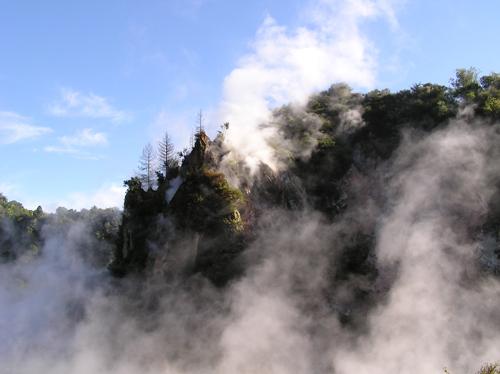 ニュージーランドの自然 7の高画質画像