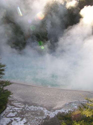 ニュージーランドの自然の高画質画像