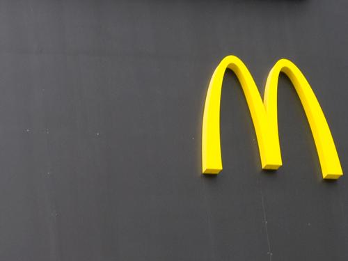 マクドナルドの高画質画像