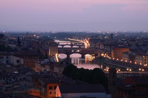ヴェッキオ橋 1の高画質画像