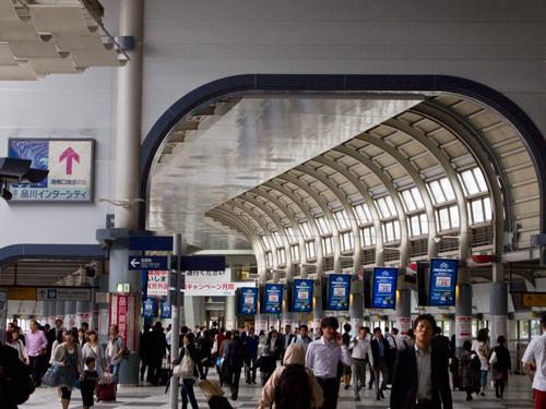 品川駅 8の高画質画像
