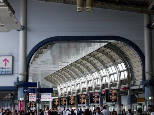 品川駅 9の高画質画像