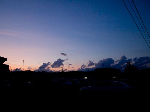 夕日 6の高画質画像