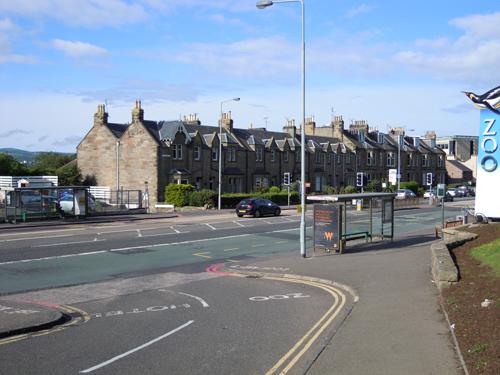 スコットランドの街並み 1の高画質画像