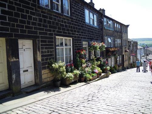 イングランドの街並み 11の高画質画像