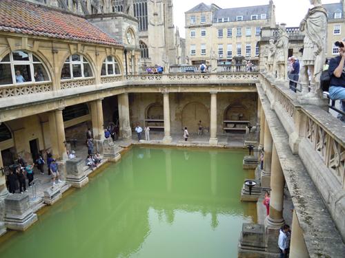ローマ浴場跡 2の高画質画像
