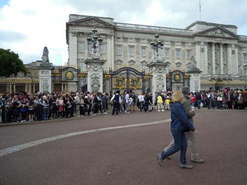 バッキンガム宮殿 4の高画質画像