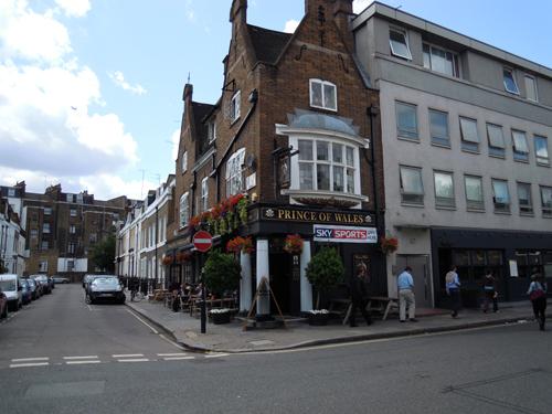 ロンドンの街並み 2の高画質画像