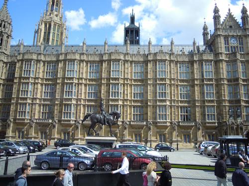 ロンドンの街並み 5の高画質画像
