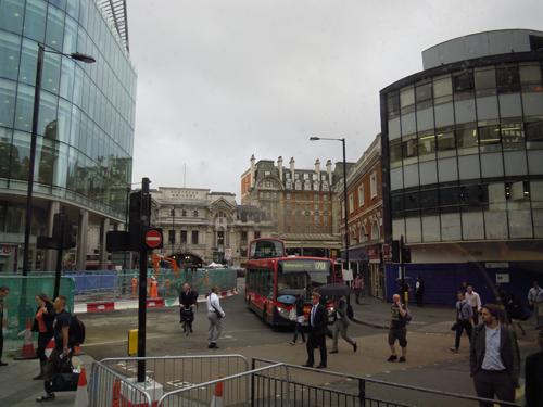 ロンドンの街並み 6の高画質画像