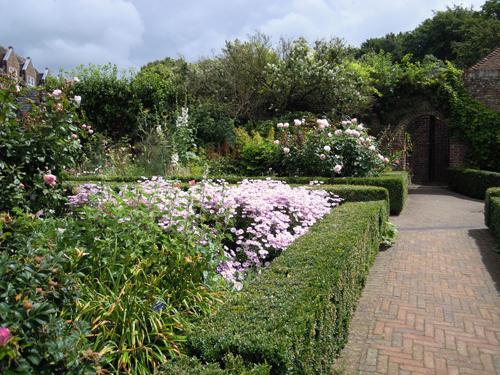 リーズ城の庭 1の高画質画像