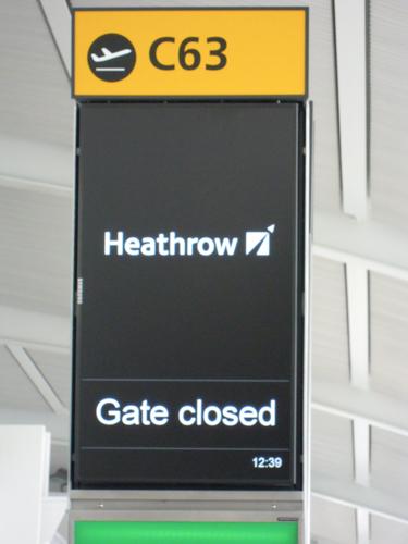 ヒースロー空港の高画質画像